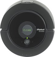 - Scooba 230 Vacuum Cleaning Robot - Gray/Black