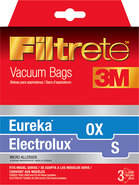 - Filtrete S/OX Vacuum Bag for Select Electrolux a