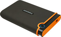 - StoreJet Rugged Series SJ25M2 External 750GB USB
