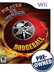 Pirates vs Ninjas Dodgeball - PRE-OWNED - Nintendo