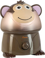 - Ultrasonic 1-Gal Cool Mist Humidifier - Monkey