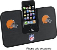 - Cleveland Browns iDock Speakers