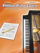 - Premier Piano Course Theory Book 4 Instructional
