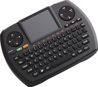 - Ultra-Mini Wireless Keyboard and Touchpad