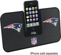 - New England Patriots iDock Speakers