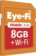 - Wireless Mobile X2 8GB Secure Digital High Capac