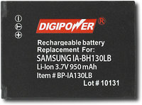 - Rechargeable Lithium-Ion Battery for Samsung C10