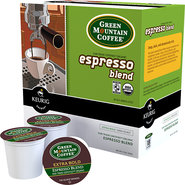 - Espresso Blend Coffee K-Cups (18-Pack)