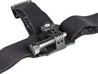 - Head Strap Mount