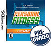 Personal Fitness for Men - PRE-OWNED - Nintendo DS