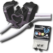 - Acoustigrips Cable Management Clips (2-Pack) - B