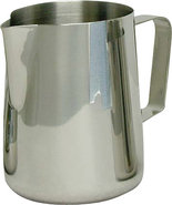 - 20-Oz Frothing Pitcher - Stainless-Steel