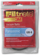 - Filtrete Panasonic UB-8 Replacement Belt