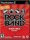 Rock Band Track Pack Volume 2 - PlayStation 2