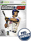 Major League Baseball 2K8 - PRE-OWNED - Xbox 360