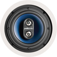 Polk Audio - RC6s 6-1/2   In-Ceiling Speaker (Each
