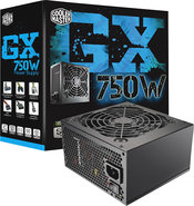 - GX ATX12V &amp; EPS12V Power Supply