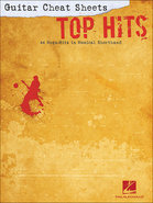 - Various Artists: Guitar Cheat Sheets Top Hits Sh