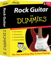 - Rock Guitar for Dummies Instructional CD