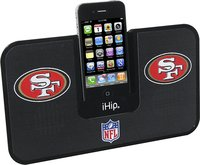 - San Francisco 49ers iDock Speakers