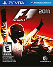 F1 2011 - PS Vita
