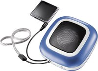 - Portable Speaker for Apple iPod and Most MP3 Pla
