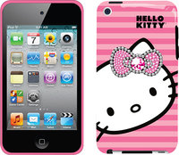 - Bling Case for 4th-Generation Apple iPod touch
