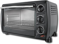 - 05 Cu Ft 6-Slice Toaster Oven - Black