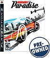 Burnout Paradise - PRE-OWNED - PlayStation 3