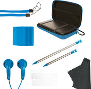 - 11-in-1 Starter Pack for Nintendo 3DS - Blue - B
