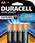 - Ultra AA Batteries (4-Pack)