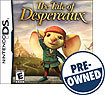 The Tale of Despereaux - PRE-OWNED - Nintendo DS