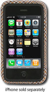 - Fitted Case for Apple iPhone 3G and 3GS - Tan Ho