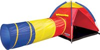 - Adventure Indoor/Outdoor Play Tent - Red/Blue/Ye