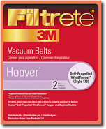 - Filtrete Hoover Windtunnel Belt