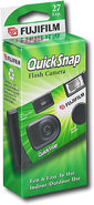 - QuickSnap One-Time-Use Flash Camera