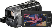 - SDR-T70 4GB Flash Memory Camcorder - Black