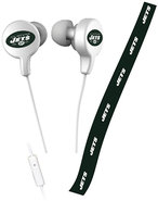 - New York Jets Shoelace Earbud Headphones