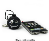 - Mini Bomb Speaker for Apple iPod, iPhone and iPa
