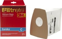 - Filtrete C Vacuum Bag for Select Eureka Canister
