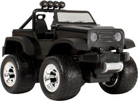 - Remote-Controlled Off-Road Safari 4x4 - Black
