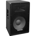 - Junior Reinforcement 2-way Speaker - Black