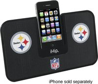 - Pittsburgh Steelers iDock Speakers