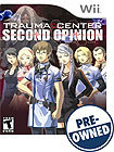 Trauma Center: Second Opinion - PRE-OWNED - Ninten