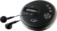 - Portable CD Player with FM Tuner