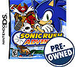 Sonic Rush Adventure - PRE-OWNED - Nintendo DS