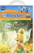 - VReader: Tinker Bell and the Great Fairy Rescue