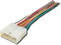 - Universal Wiring Harness for 1990 or Later Impor
