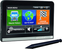 - intelliroute Trucker&#39;s Navigation Device 510 GPS