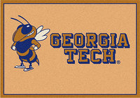 - Georgia Tech Small Rug